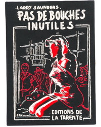 Pas de bouches inutiles book clutch medium 3762753