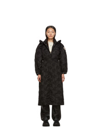 Moncler Genius 4 Moncler Simone Rocha Black Cheryl Coat