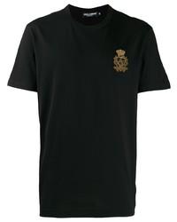 Dolce & Gabbana Embroidered Motif T Shirt