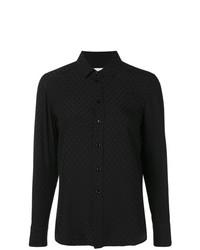 Saint Laurent Paris Collar Pineapple Shirt