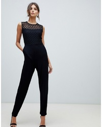 French Connection Fitted Jumpsuit