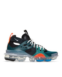 Nike Black And Blue Dmsx Air Vapormax Dsvm Sneakers