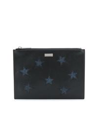 Stella McCartney Star Embroidered Clutch