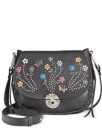 Circus By Sam Edelman Marley Embroidered Saddle Crossbody
