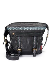 UNIONBAY Embroidered Crossbody Handbag