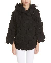 Paskal Applique Hooded Jacket