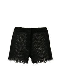 Giambattista Valli Embroidered Shorts