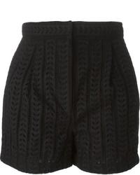 Philosophy Di Lorenzo Serafini Embroidered Shorts