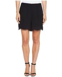 Soft crepe scallop embroidery shorts shorts medium 5079917