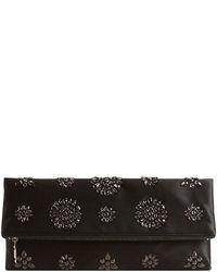 BCBGMAXAZRIA Handbag Amelie Foldover Clutch