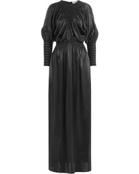 Fendi Ankle Length Silk Gown