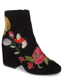 Reeve 4 floral applique bootie medium 4949933