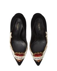 Dolce & Gabbana Amanti Sacred Heart Pump