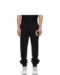 Burberry Black Addison Lounge Pants