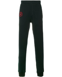 Lanvin Spider Embroidered Joggers