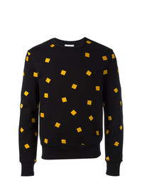 AMI Alexandre Mattiussi Sweatshirt With Square Embroidery