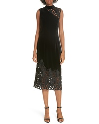 Women s Black Midi Dresses by Alice + Olivia  1a976d4e3