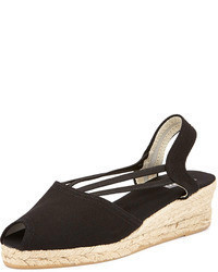 Black espadrilles original 1609287
