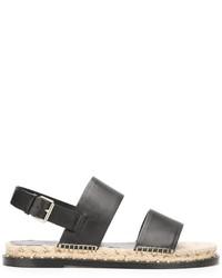Valentino Soul Rockstud Espadrille Sandals