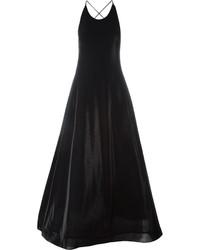 Armani Collezioni Backless Gown