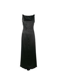 Karl Lagerfeld Fluted Ribbon Dress