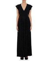 A.L.C. Long Hana Dress Black