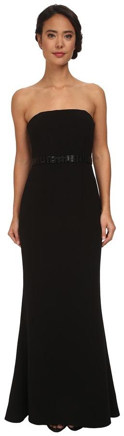 50a92b483a ... Calvin Klein Strapless Gown Cd5b1933 ...