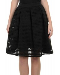 Molly Bracken Eyelet Flare Skirt