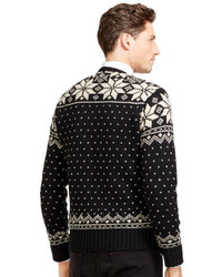 Polo Ralph Lauren Intarsia Reindeer Wool Sweater | Where to buy ...