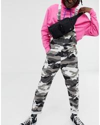 Dickies Fort Spring Cross Body Bag In Black