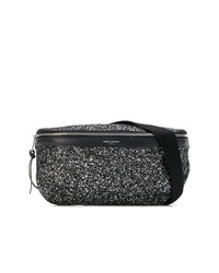 Saint Laurent Glitter Belt Bag