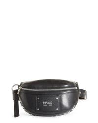 Givenchy Logo Leather Belt Bag