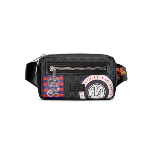 af96d99b4fefd6 Gucci Night Courrier Soft Gg Supreme Belt Bag, $879 | farfetch.com ...