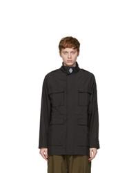A-Cold-Wall* Black 3l Model 4 Jacket