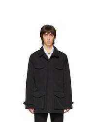 Random Identities Black Slim Jacket