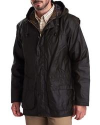 Barbour Durham Waxed Cotton Jacket