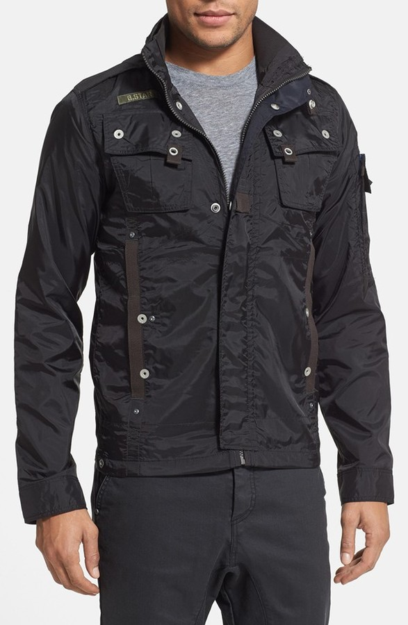 g star raw recolite lightweight military jacket where to. Black Bedroom Furniture Sets. Home Design Ideas