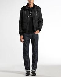 Gucci Light Padded Bomber Jacket