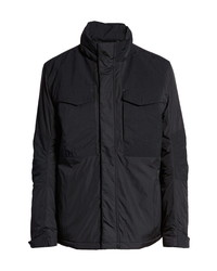 Nike M65 Water Resistant Insulated Hooded Nylon Jacket