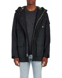rag & bone Miles Cotton Canvas Field Jacket