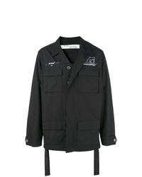 cb54fbc3cee0 Off-White Multi Pocket Lightweight Jacket