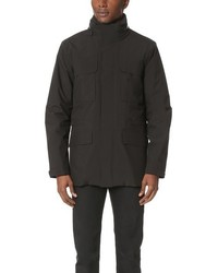 Z Zegna Softshell 3 In 1 Field Jacket