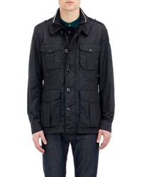 Moncler Tech Field Jacket Black Size M
