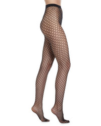 Wolford Aleks Circle Fishnet Tights