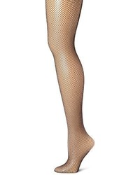 Capezio Professional Fishnet Tight With Seams