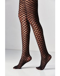 Out From Under Exploded Fishnet Tight