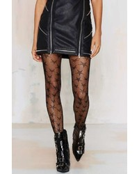 Factory Rise And Shine Fishnet Tights