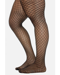 Fashion to Figure Open Fishnet Tights