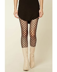 Forever 21 Fishnet Tights