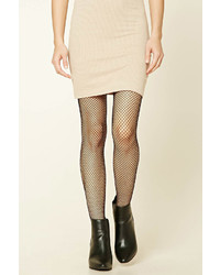 c6f7196dbf7c2 Women's Fishnet Tights by Forever 21 | Women's Fashion | Lookastic.com